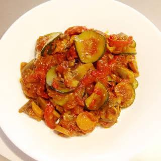 Hungarian Vegetable Stew.