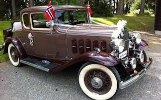 Buick 56S Rent Hedmark