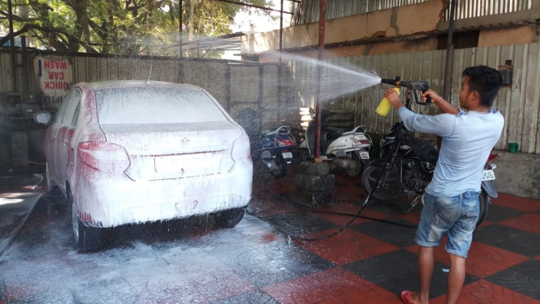 Quick Car Wash >> Quick Car Service Car Wash In Ombr Layout