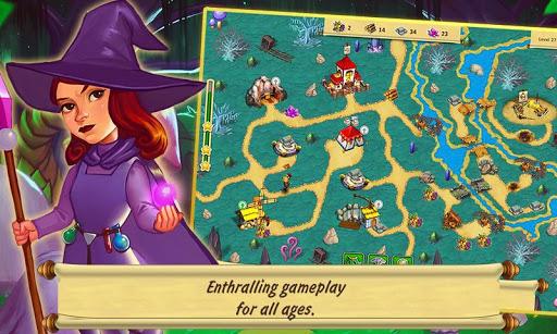 Télécharger Gratuit Gnomes Garden: The Thief of Castles  APK MOD (Astuce) screenshots 3