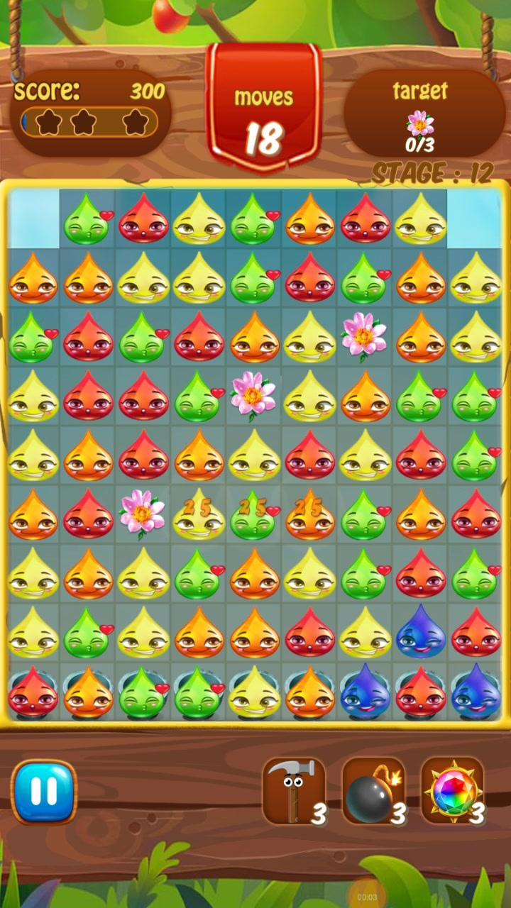Скриншот Jewels Mash