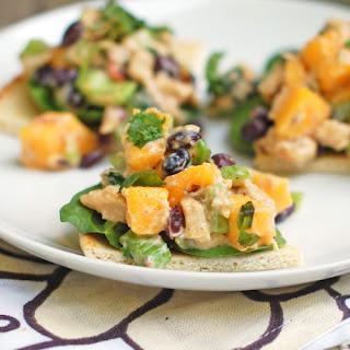 Mango Chicken Salad.
