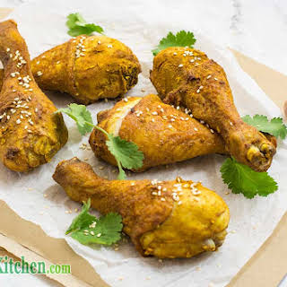 Low Carb Indonesian Chicken Drumsticks.
