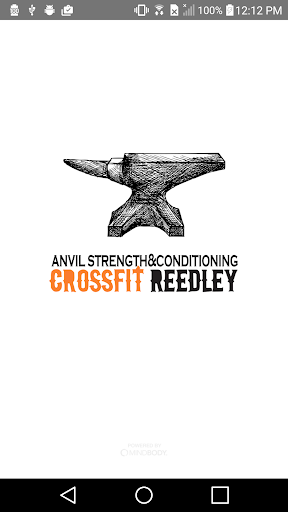 Anvil Strength Conditioning