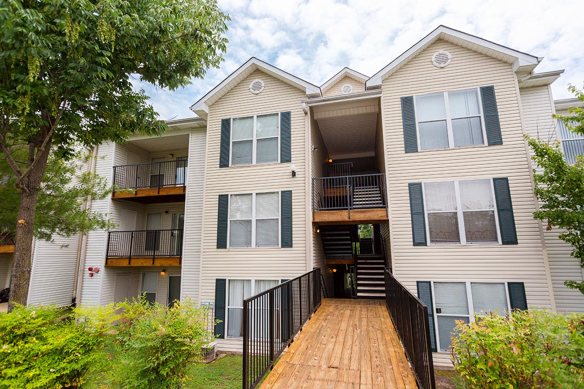Westridge Place Apartments Little Rock Arkansas