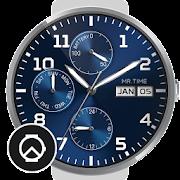 Mr.Time : Metallic Blue