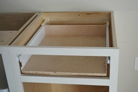 Kitchen Cabinet Drawers Metabox Installation