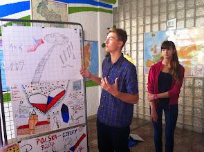 Photo: Třetí ročník česko-polského studentského setkání v Ostravě (čtvrtek 16. říjen - sobota 18. říjen 2014).