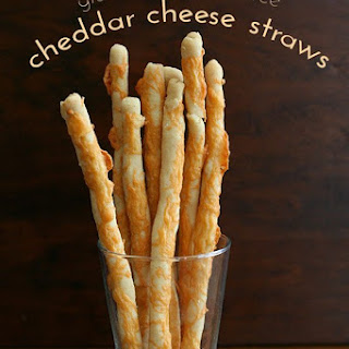 Cheddar Cheese Straws and the Cabot FitTeam Recipe