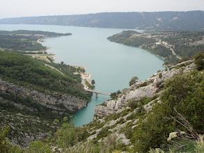 Photo: Lac de Sainte Croix, Verdon