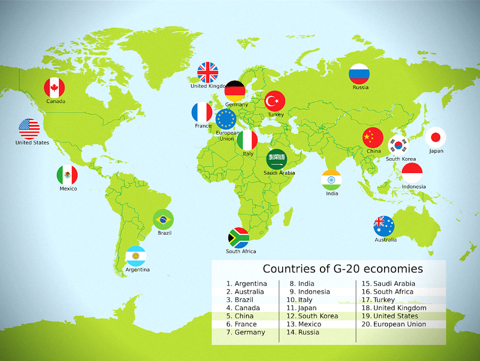 planishpere economie g-20