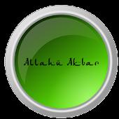 Allahu Akbar Button