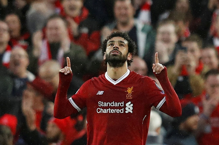 Mohamed Salah. Picture: REUTERS