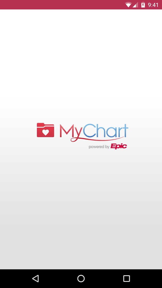MyChart Android 1