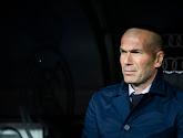 Zinedine Zidane clame son amour pour l'un de ses joueurs
