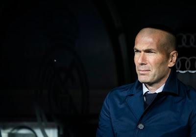 "Zinedine Zidane évoque Eden Hazard : ""C'est une situation compliquée"""