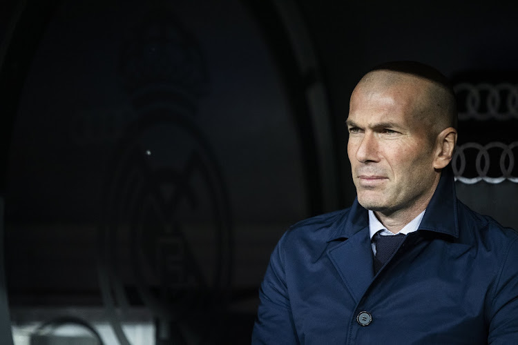 Le Real Madrid aurait déjà deux noms en tête pour remplacer Zidane
