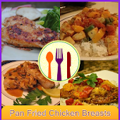 Pan Fried Chicken Breasts