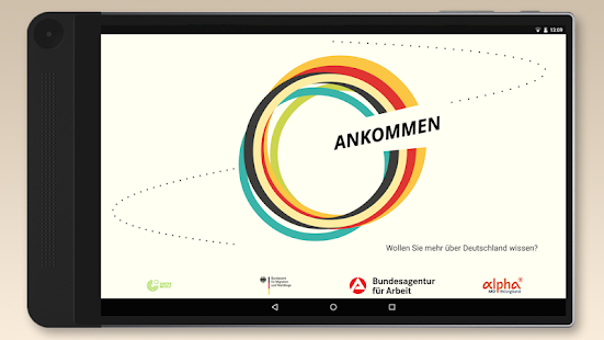 Ankommen Screenshot