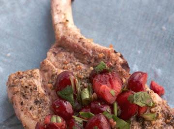 Coconut-crusted Pork Tenderloin Lollipops Recipe
