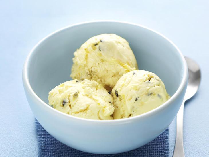 Passion Fruit Ice Cream Recipe