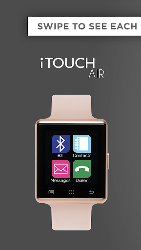 iTouch SmartWatch Apk 1