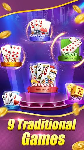 Samgong Indonesia - Classic Poker Card 1.5.5 screenshots 3
