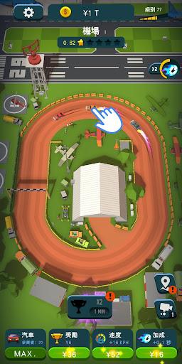 Code Triche Idle Race Rider u2014 Car tycoon simulator APK MOD screenshots 1