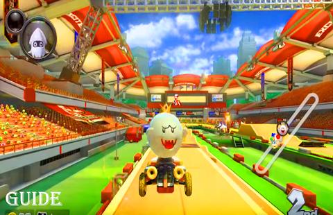 Guide for Mario-Kart 8-Deluxe - náhled
