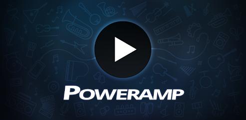 دانلود برنامه Poweramp Music Player