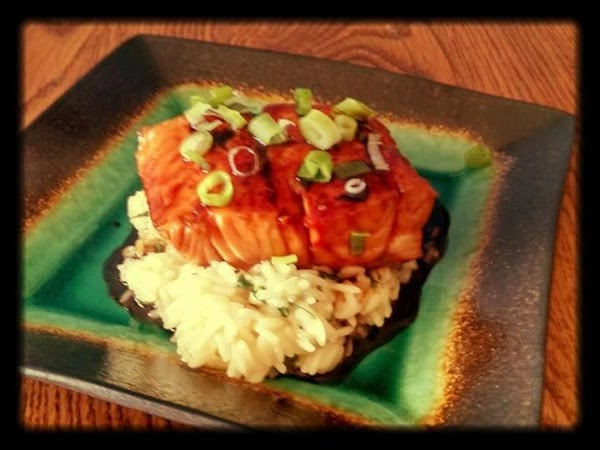 Mirin Glazed Salmon Recipe