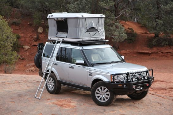 easiest rooftop tent