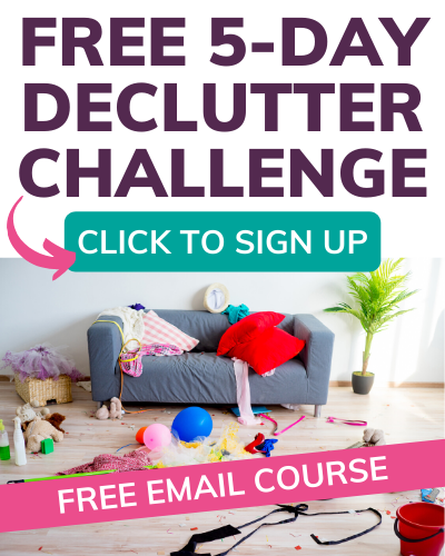 Join a 5-Day Decluttering Challenge!