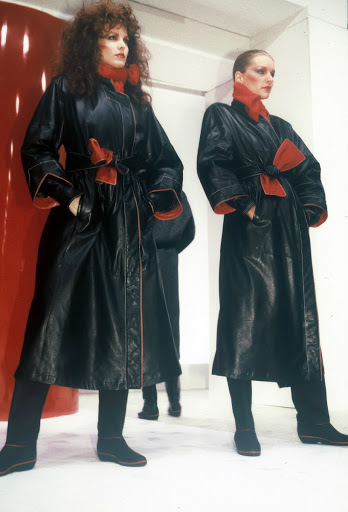 Gianfranco Ferré, Fall / Winter 1981