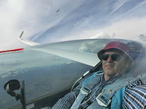Photo: Rückflug nach Sisteron in ruhiger Luft, 45 min von der Höhe gelebt. Gleitzahl 1:52 praktisch erflogen.