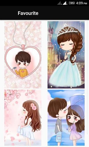 Cute Profile Wallpaper 1.7 screenshots 8