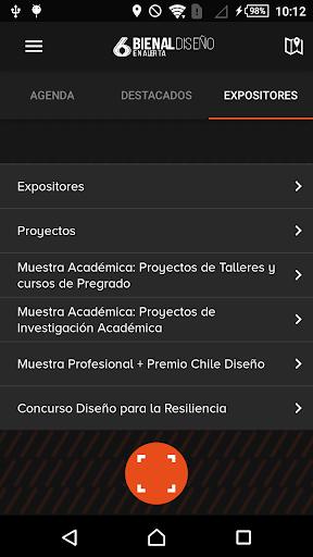 6ta Feria Bienal Diseño screenshot 4
