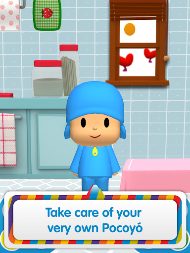 Talking Pocoyo 2 | Kids entertainment game!  screenshots 15