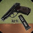 The Makarov pistol icon