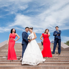 Wedding photographer Viktor Ponomarev (vic1986). Photo of 26.06.2016