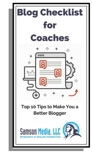 life coach marketing