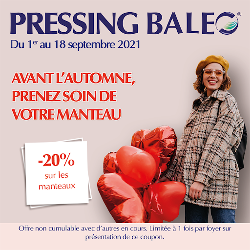 -20% sur votre manteau du 1/09 au 18/09/21