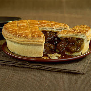 The Ultimate Steak and Kidney Pie.