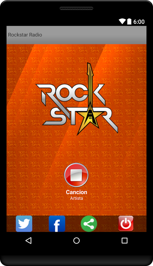 Rockstar Radio- screenshot