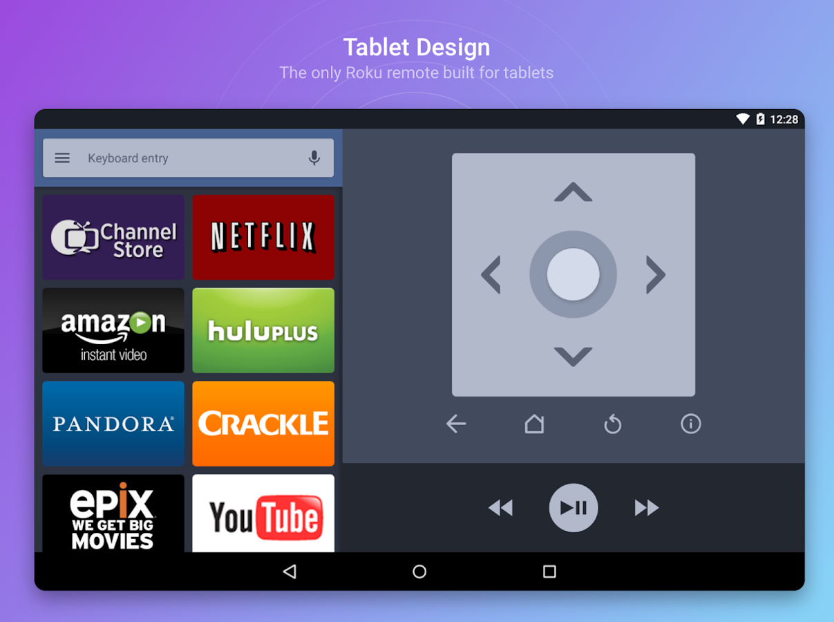 Free Roku Remote Robyte Android Apps On Google Play
