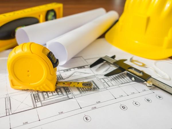 Cách tính mật độ xây dựng công trình