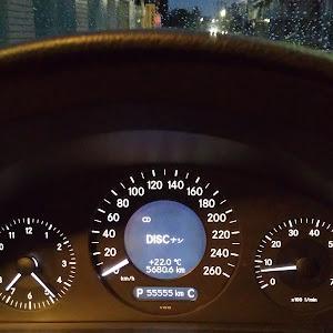 Eクラス ステーションワゴン W211のカスタム事例画像 たーやんさんの2020年07月03日19:43の投稿