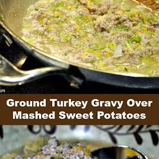 Ground Turkey With Gravy Recipes.