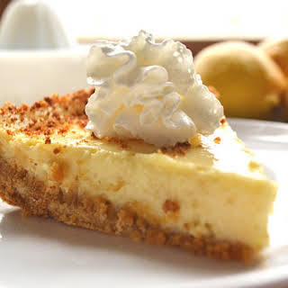 Sweet, Tart & Creamy Lemon Pie.