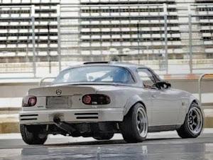 ロードスター NA8C 標準車のカスタム事例画像 ますけんさんの2020年08月06日19:38の投稿